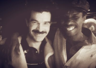 Johnny et Makhou